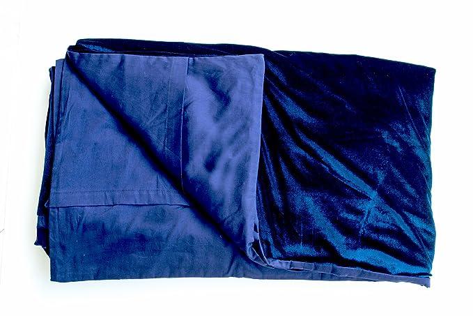 Amazon.com: Amore Beaute hecho a mano Lujo Color Azul Marino ...
