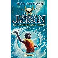 Percy Jackson y los dioses del Olimpo: El Ladrón del rayo. Vol. 1