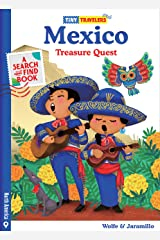 Tiny Travelers Mexico Treasure Quest Kindle Edition