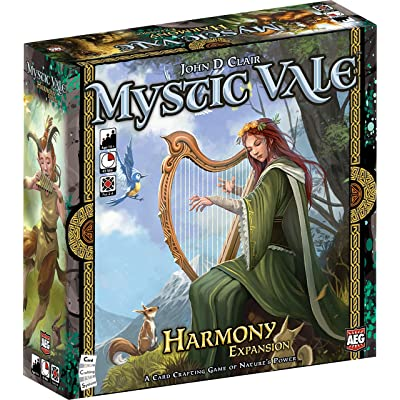 Mystic Vale: Harmony Expansion: Toys & Games