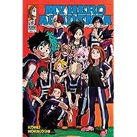 My Hero Academia, Vol. 4 (Volume 4)