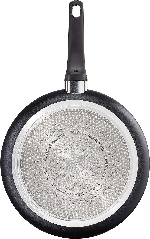 Tefal G11502 Delicia Pro Frying Pan 20 cm Aluminium Black