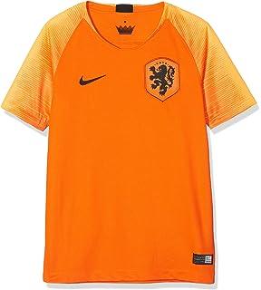 62ddf7f54b Amazon.com   Nike Netherlands Home Stadium Soccer Jersey (Small ...