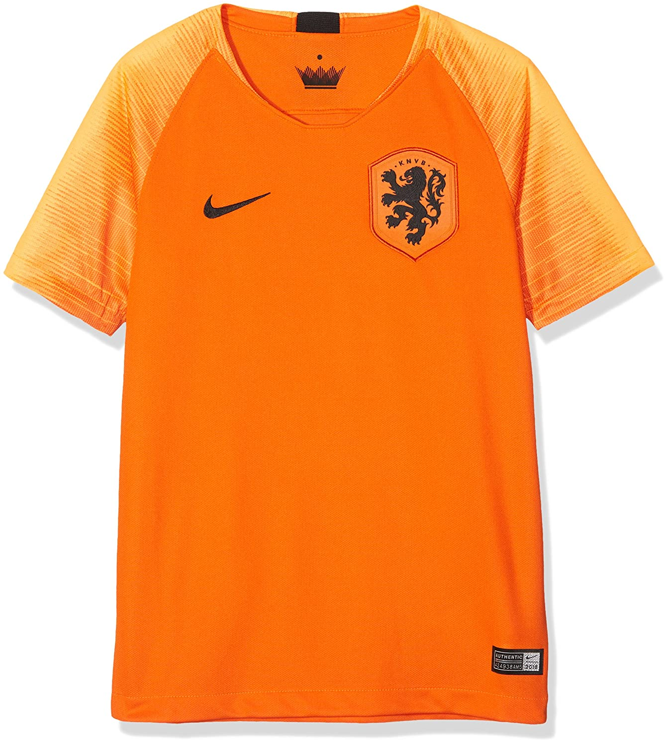 Nike Kinder Netherlands Stadium Home T-Shirt