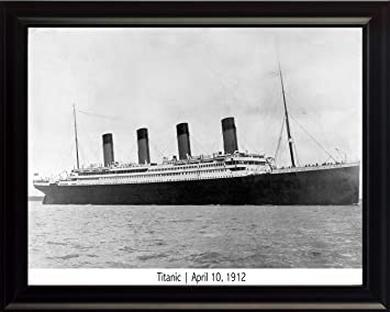 Amazon com: WeSellPhotos RMS Titanic White Star Line Cruise