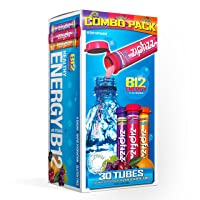 Zipfizz Healthy Energy Drink Mix, Variety Pack, 30 Count Deals