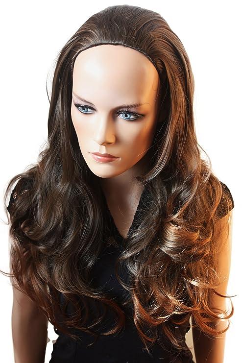 Prettyshop Pretty Wig Demi-perruque avec
