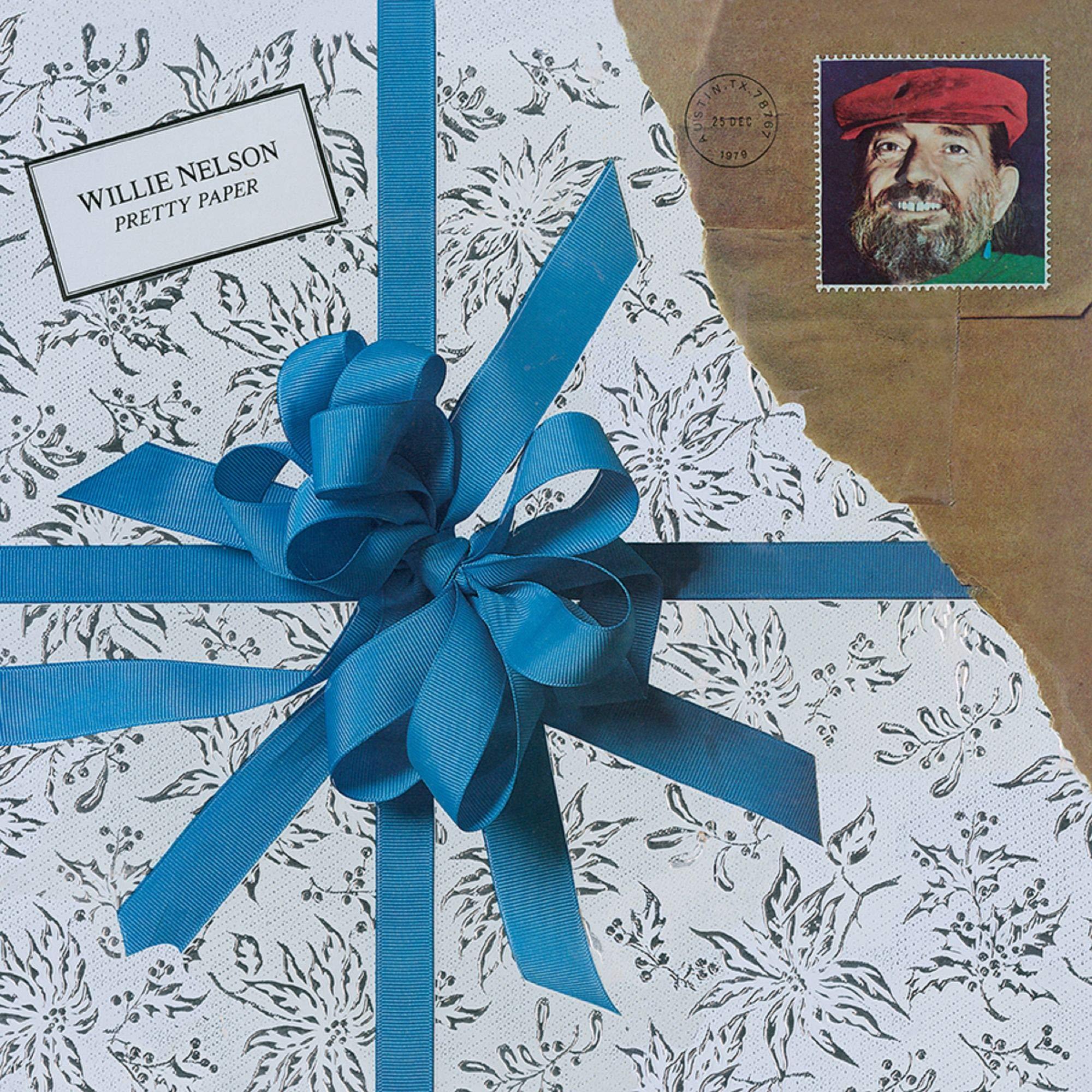Vinilo : Willie Nelson - Pretty Paper (180 Gram Vinyl, Gatefold LP Jacket, Limited Edition, Audiophile)
