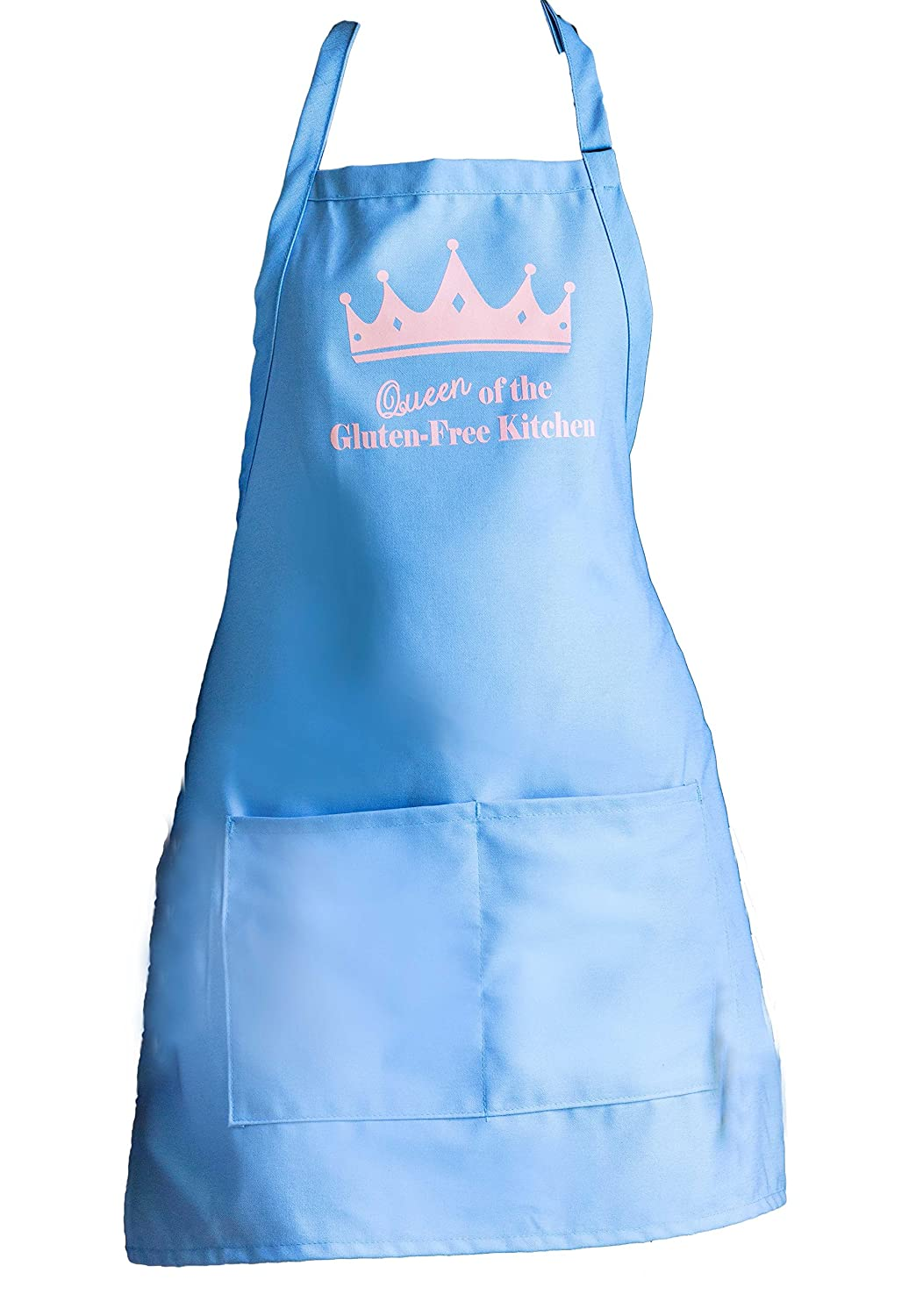 Amazon.com: Cooking Apron - Adjustable with Pockets - by Carol\'s ...