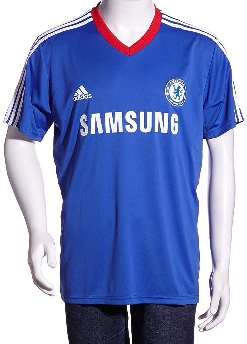 adidas Chelsea FC Blues Adultos Climacool 2011 – 12 Camiseta de v34419