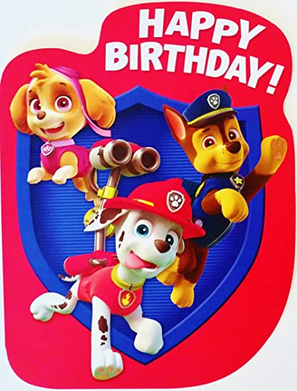 Amazon Paw Patrol Dogs