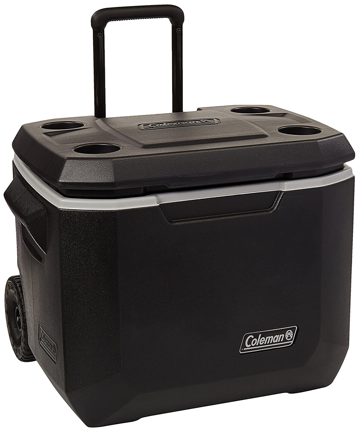 Best Coleman 50-Quart Wheeled Cooler