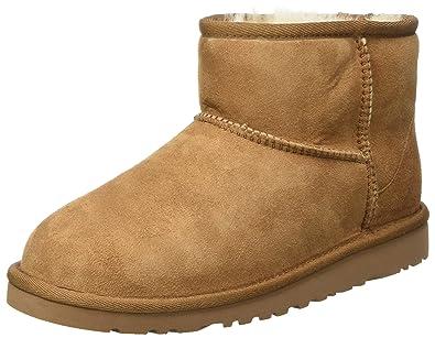 UGG Australia Kids Classic Mini Boot Chestnut Size 3