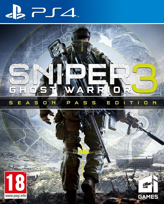 Amazon Com Sniper Ghost Warrior 3 Season Pass Edition Ps4 Video Games