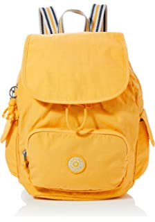 Kipling Basic City Pack S Small Backpack Rich Green: Amazon.es: Zapatos y complementos