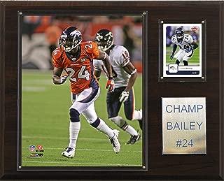 product image for NFL Champ Bailey Denver Broncos Player Plaque
