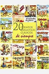 20 cuentos infantiles clásicos de siempre (Spanish Edition) Kindle Edition