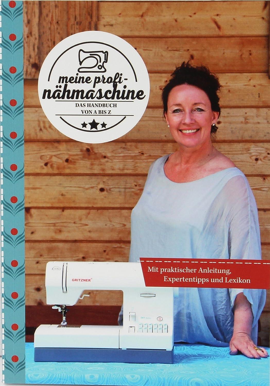Mi máquina de coser profesional el manual de A bisZ: Amazon.es ...