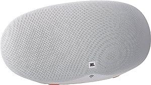 JBL Playlist 150 - Wireless Speaker with Chromecast Built-In - White