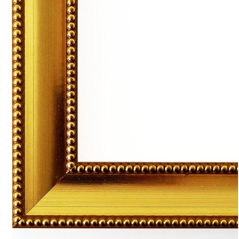 Bilderrahmen Dresden Dresden Dresden 3,5 - Gold - Alle Größen und über 500 Varianten zur Auswahl - handgefertigt - Galerie-Qualität - 28 x 35 cm - WRF - Antik, Barock 383ebb