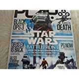 play magazine #257 star wars battlefront cover - #258