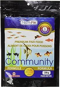 Northfin Community Formula - 1 Mm Sinking Pellets - 250 G