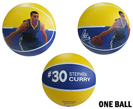 iSport Gifts Steph Curry Basketball ✓ Size 5 for Kids   Adult ✓ Premium  Gift Steph Curry Basketball ✓ Unique Design ✓ Durable Soft Construction 997075217d1c