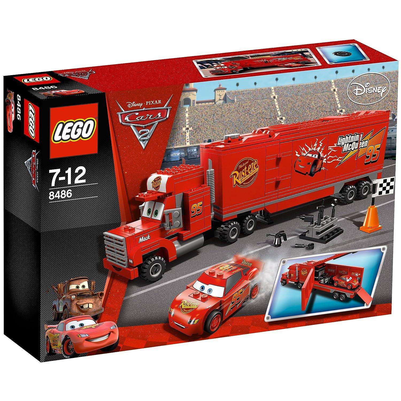 LEGO Cars 8486 Jeu de Construction Mack Amazon Jeux et