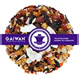 "N° 1409: Tè alla frutta in foglie""Virgin Pina Colada"" - 100 g - GAIWAN® GERMANY - tè in foglie, mela, rosa canina, ibisco, cocco, ananas"