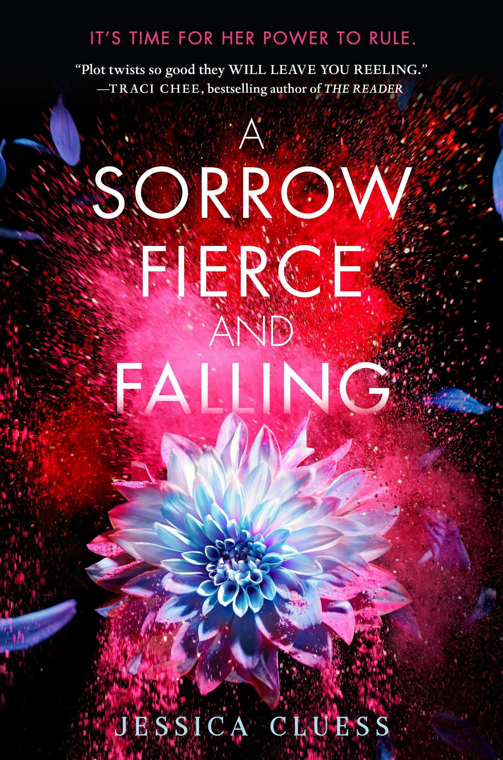 A Sorrow Fierce and Falling (Kingdom on Fire, Book Three): Cluess ...