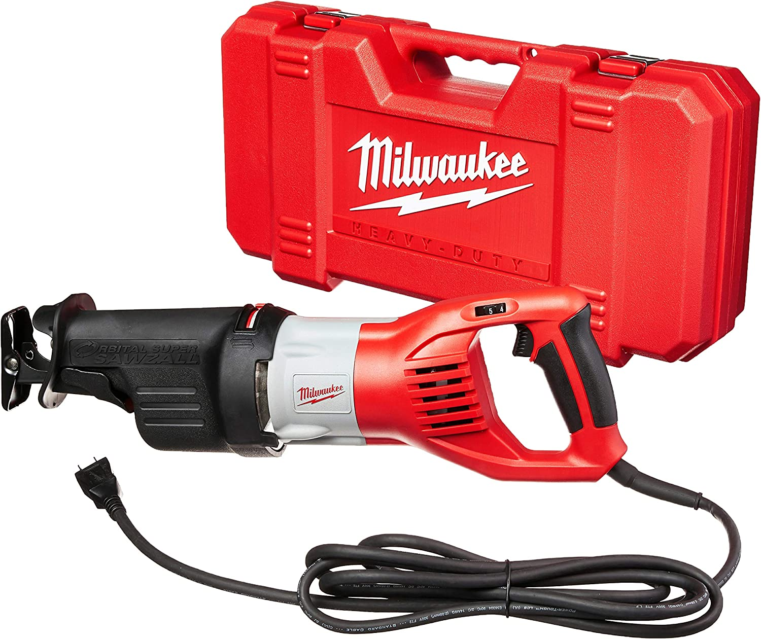1. Milwaukee 6538-21 Super Sawzall