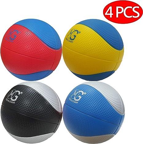 Macro Giant - Balón de Baloncesto de Espuma Suave de 15,24 cm ...