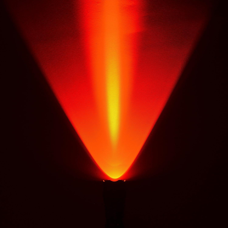 Alldaymall F-491 Wf-501B Cree Q5 Single Mode 200 Lumen LED ... for Red Led Light Texture  183qdu