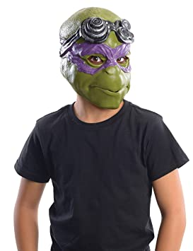 Máscara de Donatello Tortugas Ninja adulto: Amazon.es ...