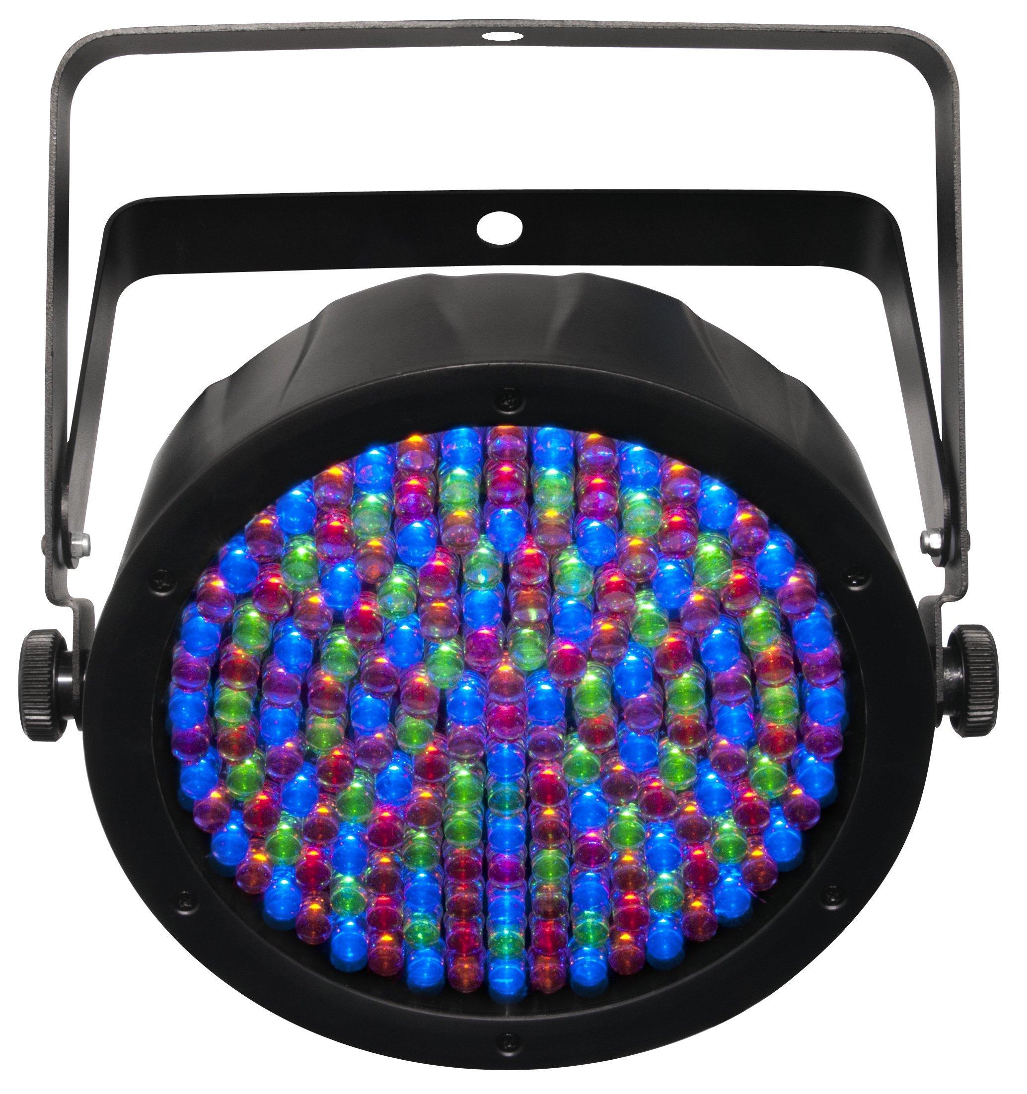 CHAUVET DJ SlimPAR64 RGBA  SlimPAR 64 RGBA LED Par Can Wash Light | LED Lighting