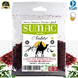 ⭐ Sumac Ground 100 Gr ⭐ Nabür Gourmet ⭐ Fresh Selection, Rich, and Authentic ❤️(100)