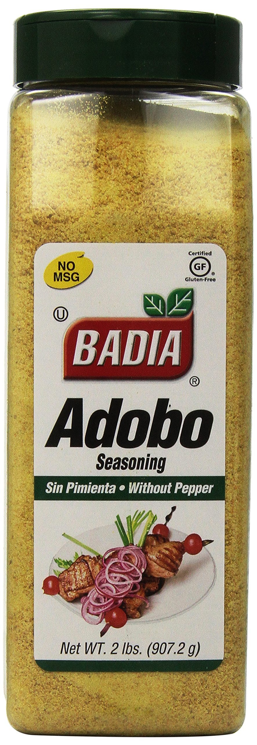 Badia Spices inc Adobo, Without Pepper, 32-Ounce (Pack of 6) by Badia (Image #1)
