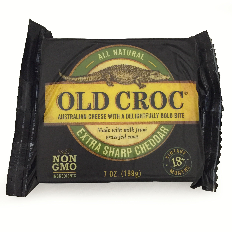 Old Croc Extra Sharp Cheddar