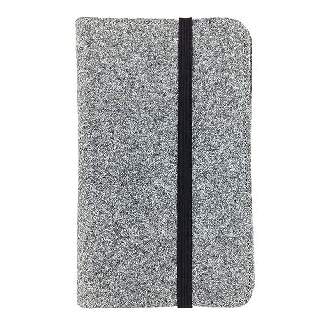 handy-point Organizer Tasche aus Filz Filztasche Filzhülle Hülle Tablethülle Schutzhülle mit Kartenfach, Universell 7.0-10.1