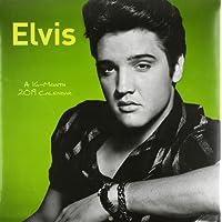 Elvis 2019 Calendar
