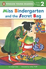 Miss Bindergarten and the Secret Bag (Penguin Young Readers, Level 2) Paperback