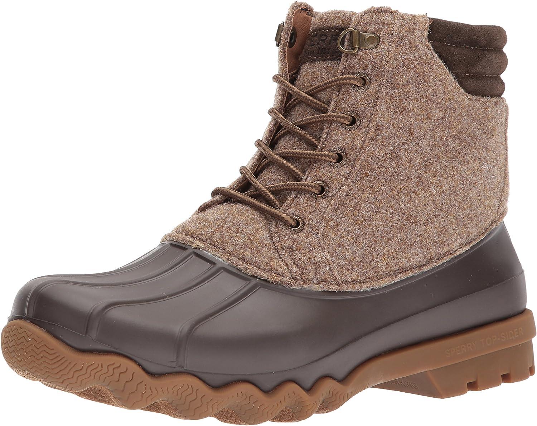 Sperry Mens Avenue Duck Wool Boot