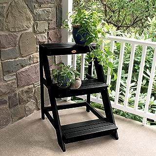 product image for highwood AD-GRDIN2436A-BKE Ladder Plant Stand, 2ft, 2 feet, Black
