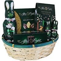 Geschenk Set Osternest Happy Easter mit Nestlé After Eight (6-teilig)