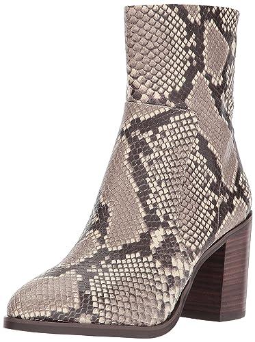 5332d10febb Steve Madden Women s Rewind Fashion Boot Natural Snake 7 ...