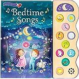 Bedtime Songs: Deluxe Sound Book Wood Module