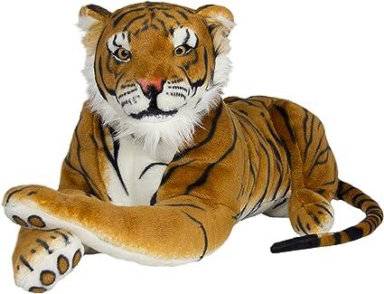 Amazon.com: Mejor Elección Productos Tigre de peluche ...