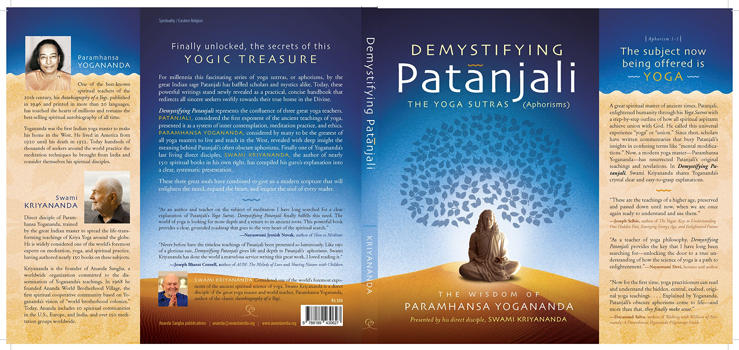 Buy Demystifying Patanjali: The Yoga Sutras Book Online at Low ...