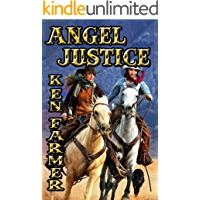 ANGEL JUSTICE (Silke Justice Book 4) book cover