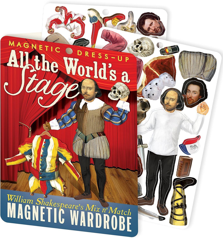Albert Einstein Magnetic Dress Up Doll Play Set Einsteins Ensembles